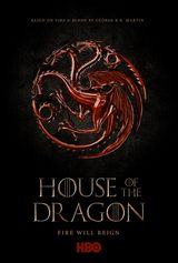 Affiche House of the Dragon