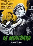 Affiche Le Mouchard