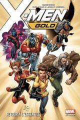 Couverture Retour à l'essentiel - X-Men Gold, tome 1