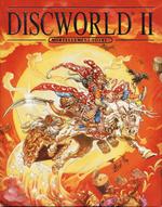 Jaquette Discworld II : Mortellement vôtre !