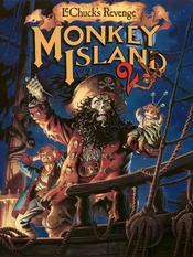Jaquette Monkey Island 2: LeChuck's Revenge
