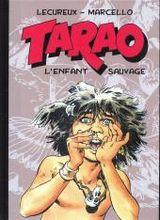 Couverture Tarao, l'enfant sauvage