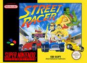 Jaquette Street Racer