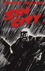 Couverture Sin City (1991 - 2000)