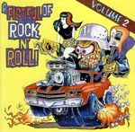 Pochette A Fistful of Rock N' Roll, Volume 2