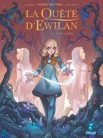 Couverture L'Île du destin - La Quête d'Ewilan, tome 7
