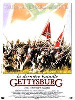 Affiche Gettysburg, la Dernière Bataille