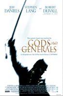 Affiche Gods and Generals