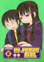 Couverture Hi Score Girl, tome 2