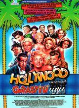 Affiche Hollywood Graffiti
