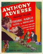Affiche Anthony Adverse, marchand d'esclaves