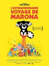 Affiche L'Extraordinaire Voyage de Marona