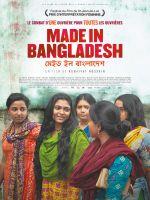 Affiche Made in Bangladesh