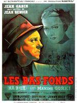 Affiche Les Bas-fonds