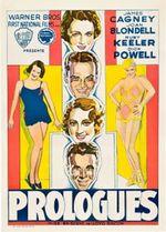 Affiche Prologues