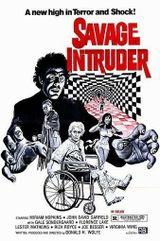 Affiche Savage Intruder
