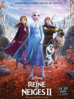 Affiche La Reine des Neiges II