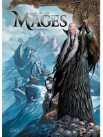 Couverture Altherat - Mages, tome 3