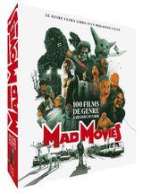 Couverture Mad movies - 100 films de genre à (re)découvrir: le guide ultra libre d'un magazine culte