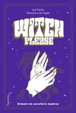 Couverture Witch, please