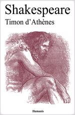 Couverture Timon d'Athènes