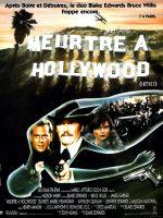 Affiche Meurtre à Hollywood