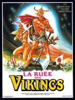Affiche La Ruée des Vikings