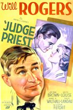 Affiche Judge Priest