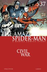 Couverture The Amazing Spider-Man #537