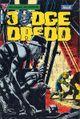 Couverture Judge Dredd (Aredit), tome 14