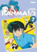 Couverture Ranma 1/2 (Édition originale), tome 7