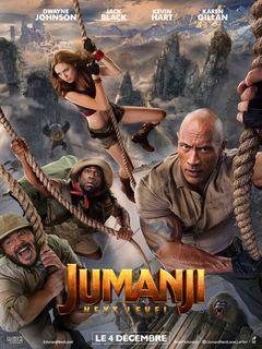 Affiche Jumanji : Next Level