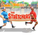 Jaquette The Stretchers