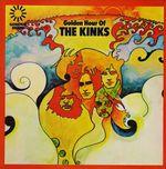 Pochette Golden Hour of The Kinks