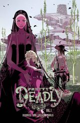 Couverture The Shrike - Pretty Deadly, tome 1