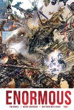 Couverture Extinction Level Event - Enormous, tome 1