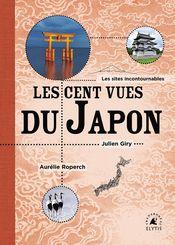 Couverture Les cent vues du Japon