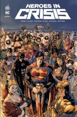 Couverture Heroes In Crisis