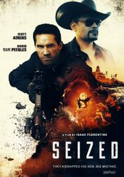 Affiche Seized