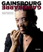 Couverture Gainsbourg Gainsbarre