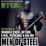 Pochette Men of Steel (OST)