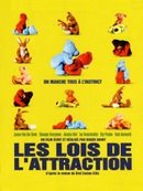 Affiche Les Lois de l'attraction