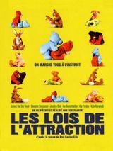 Affiche Les Lois de l'attraction