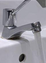 Affiche Fermez le robinet