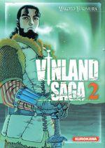 Couverture Vinland Saga, tome 2