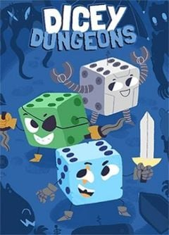 Jaquette Dicey Dungeons