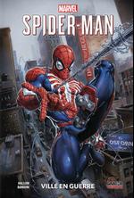 Couverture Spider-Man : Ville en guerre