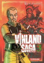 Couverture Vinland Saga, tome 3