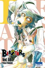 Couverture Beastars, tome 8