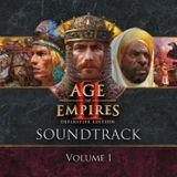 Pochette Age of Empires II Definitive Edition, Vol. 1 (Original Game Soundtrack) (OST)